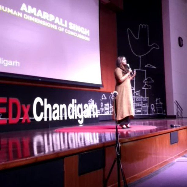 amy singh at tedx
