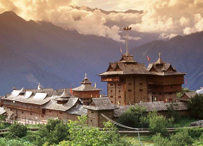Bhimakali-Temple