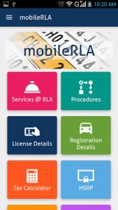 mobile RLA