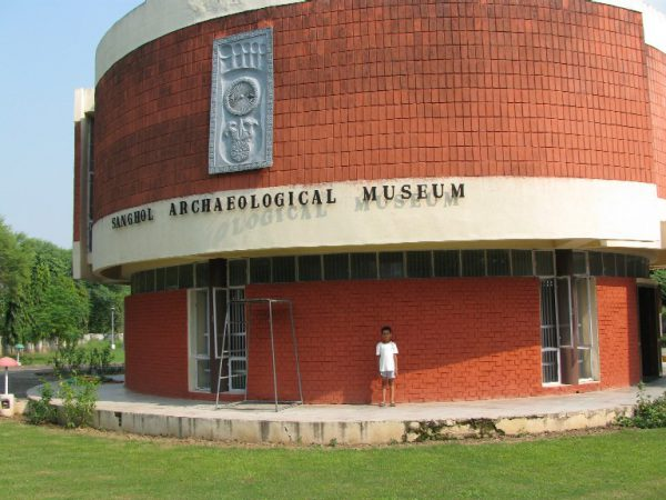 Sanghol India Museum