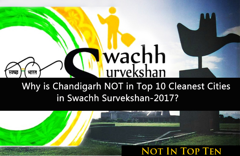 Chandigarh Swachh Survekshan 2017