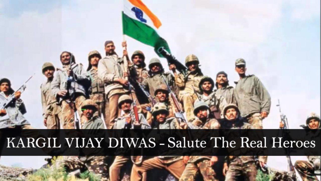 KARGIL VIJAY DIWAS   Lest We Forget Our Real Heroes - ChandigarhX