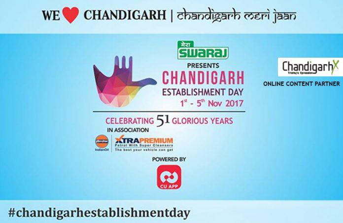 Chandigarh Establishment Day