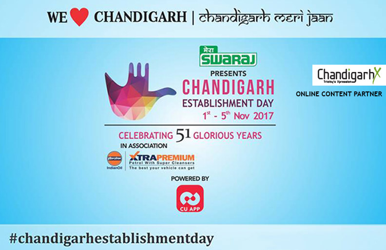 Chandigarh Turns 51 Chandigarh Establishment Day Has A Gala