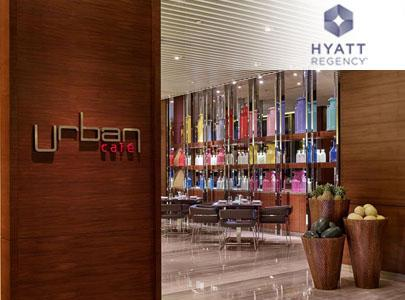 URBAN CAFE – HYATT REGENCY