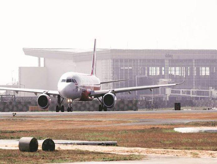 chandigarh airport winter schedule