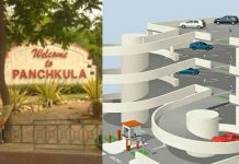 multi level parking panchkula