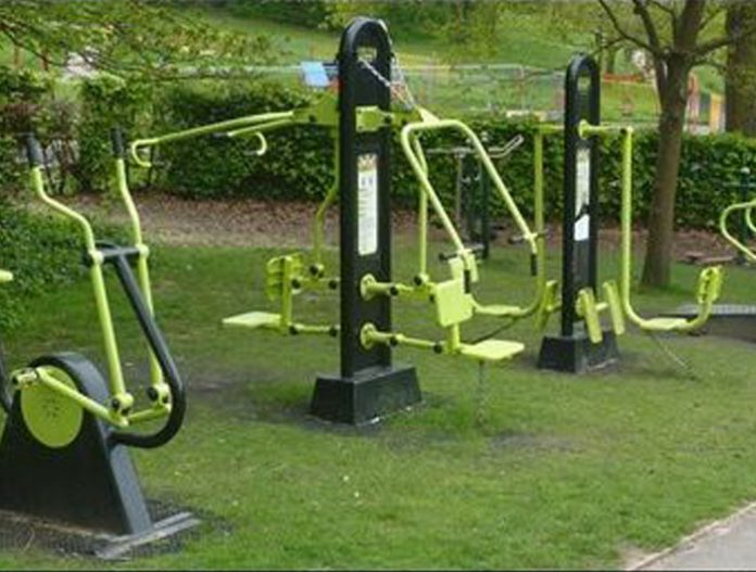 open air gym sector 20