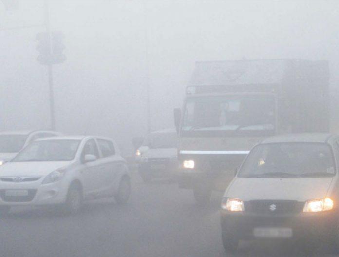 Chandigarh fog