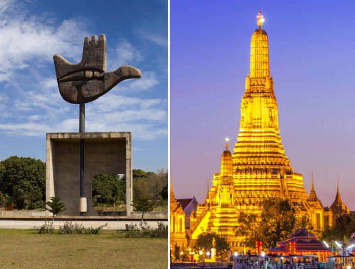 fly to bangkok