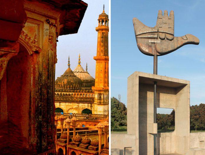 Lucknow-chandigarh flight