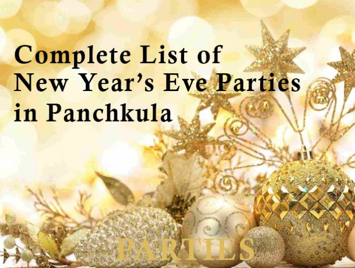 New years parties in panchkula