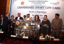 chandigarh smart city card