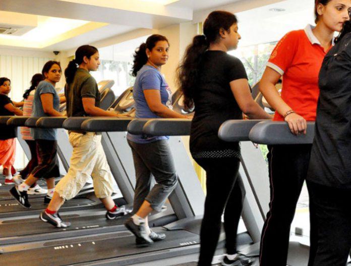women gym chandigarh
