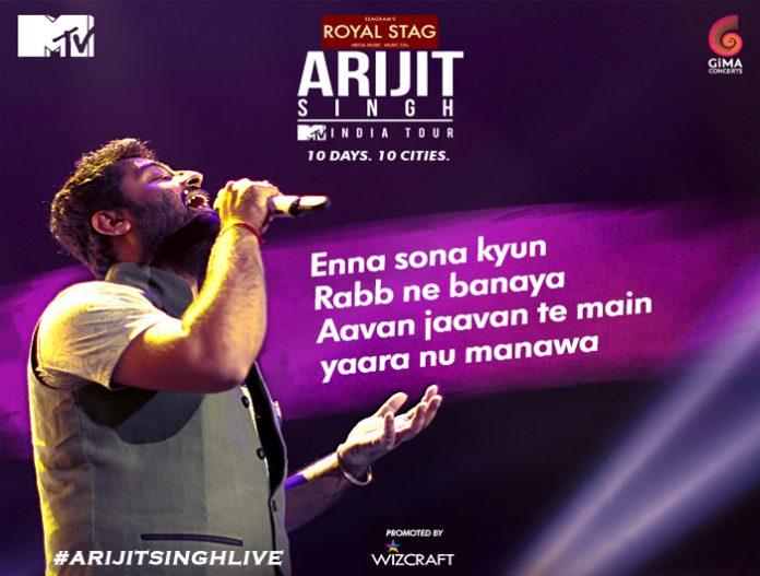 Arijit Singh LIVE in Chandigarh