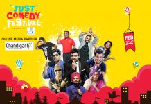 Just Comedy Festival in Chandigarh