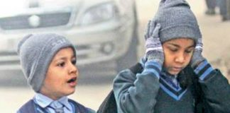 winter Timings in chandigarh schools