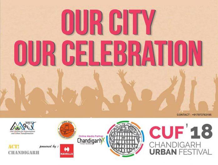 Chandigarh Urban Festival 2018