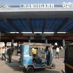 chandigarh railway station