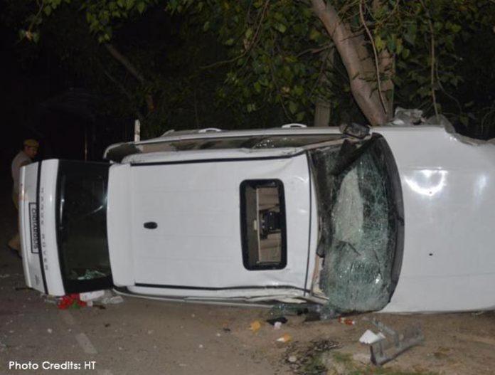 late-night-suv-accident-chandigarh