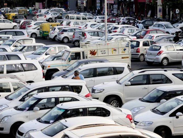 chandigarh parking rates