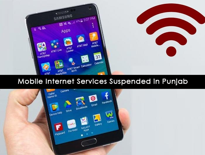 Separatists call 2-day strike, mobile internet services suspended