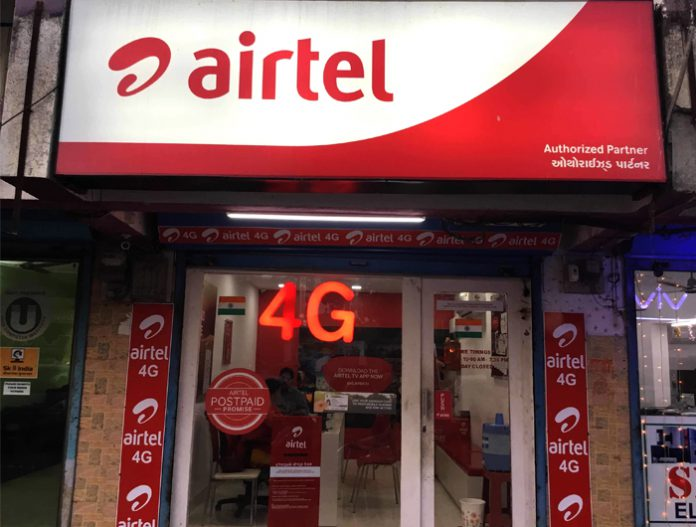 Airtel discontinues 3G services in Haryana